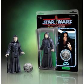Gentle Giant Star Wars figurine Jumbo Kenner Emperor Palpatine