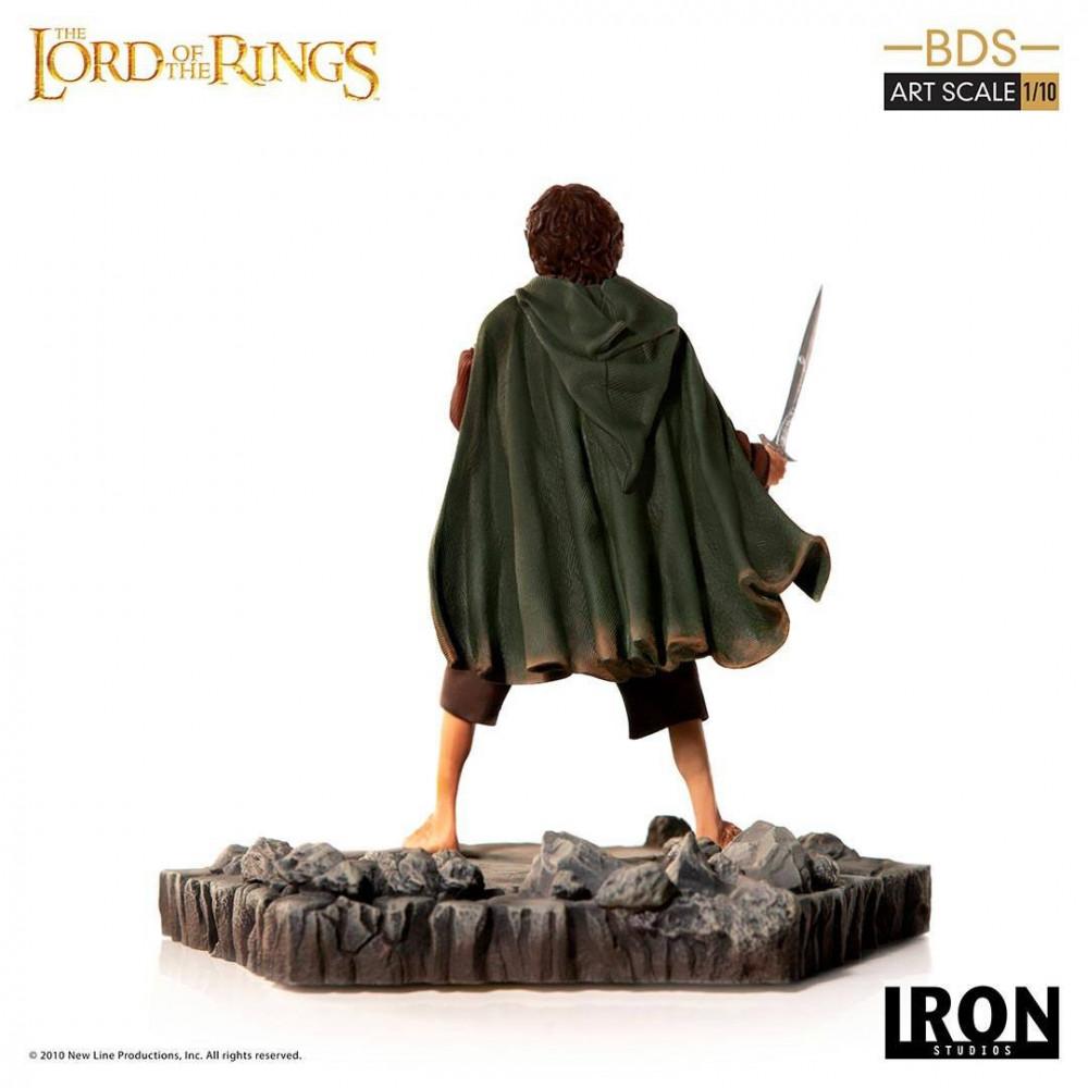 Iron Studios Le Seigneur des Anneaux statue Nazgul
