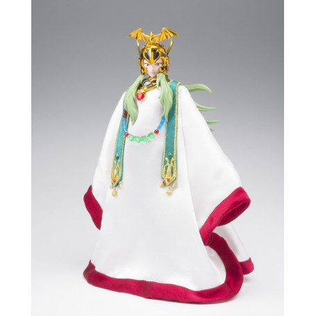Bandai Saint Seiya Myth Cloth Ex - Chevalier du Belier Deluxe - Shion Surplis & Grand Pope