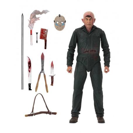 Neca Vendredi 13 chapitre 5 Ultimate - Roy Burns - Friday the 13th