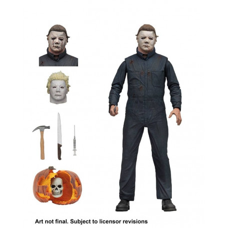 Neca Halloween 2- Ultimate Michael Myers