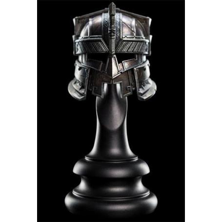 Weta Hobbit réplique 1/4 The Erebor Royal Guard Helm 16 cm