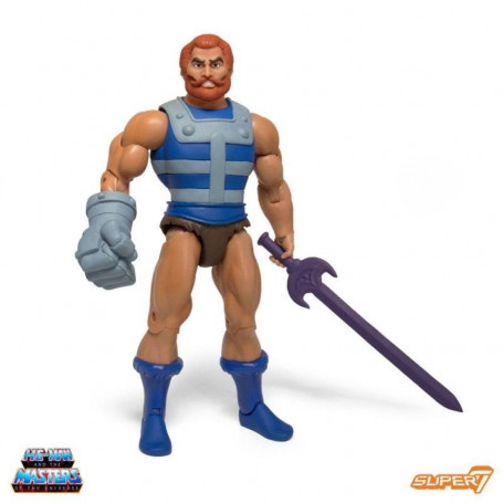 Super 7 Masters of the Universe Classics Filmation - Les Maîtres de l'Univers - Fisto