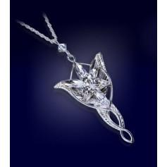 Noble collection Le Seigneur des Anneaux pendentif Arwen Etoile du Soir