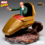 Iron Studios BDS Art Scale 1/10 - Marvel - X-men - Professor X - Professeur Xavier - 18 cm