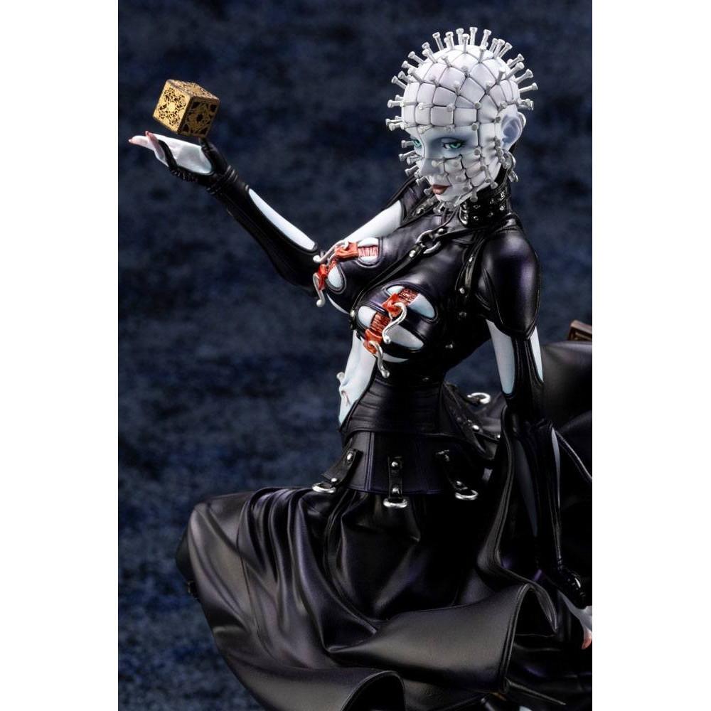 Kotobukiya Hellraiser III Bishoujo PVC Statue 1//7 Pinhead 23 cm