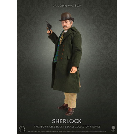 Big Chief - Sherlock Holmes - Dr. John Watson- Martin Freeman - 1/6 Collector Figure Series - The Abominable Bride - 30cm