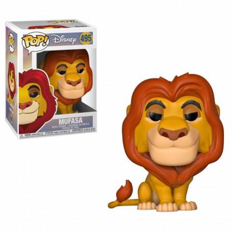 Funko POP 495 - Le Roi Lion - Mufasa