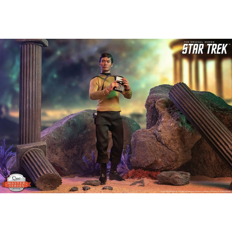 Star Trek Captain Kirk et Klingon Kor Monsieur Patate