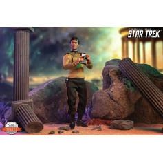 Quantum Mechanix Star Trek TOS figurine 1/6 Hikaru Sulu