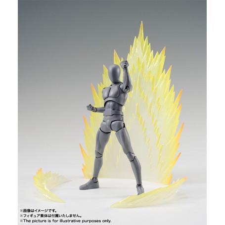 Bandai Effect Energy Aura - Yellow