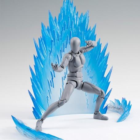 Bandai Effect Energy Aura - Blue