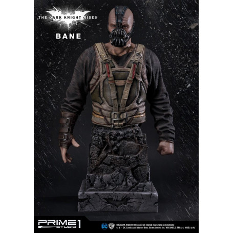 Prime One Studio - The Dark Knight Rises buste Premium 1/3 Bane - 52 cm