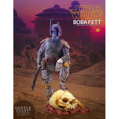 Star Wars Star Wars statue Collectors Gallery 1/8 Boba 24 cm
