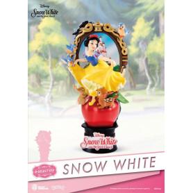 Beast Kingdom Blanche Neige et les Sept Nains diorama PVC D-Select 15 cm
