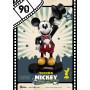 Disney Mickey Mouse statue Master Craft 1/4 Tuxedo Mickey 90th Anniversary 47 cm
