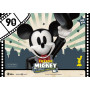 Disney Mickey Mouse statue Master Craft 1/4 Tuxedo Mickey 90th Anniversary 47 cm