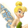 Disney Tradition Statue Fee Clochette assise Jim Shore
