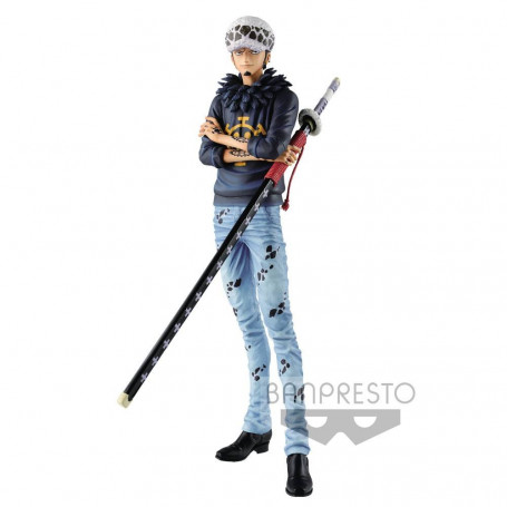 One Piece Grandista The Grandline Men - Trafalgar Law - 29 cm