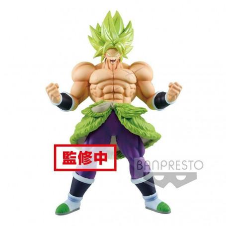 Banpresto Dragon Ball Super Broly - Movie Cyokoku Buyuden - Super Saiyan Broly 23 cm