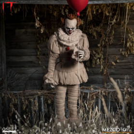 Mezco - One : 12 - Pennywise 2017 - IT - CA
