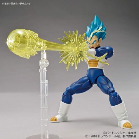 Bandai FIGURE-RISE DRAGON BALL SUPER - SUPER SAIYAN GOD Special Vegeta Model Kit