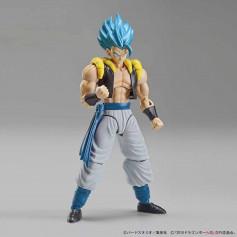 Bandai FIGURE-RISE DRAGON BALL Super Broly The Movie - Gogeta SSJ BLUE - Model Kit