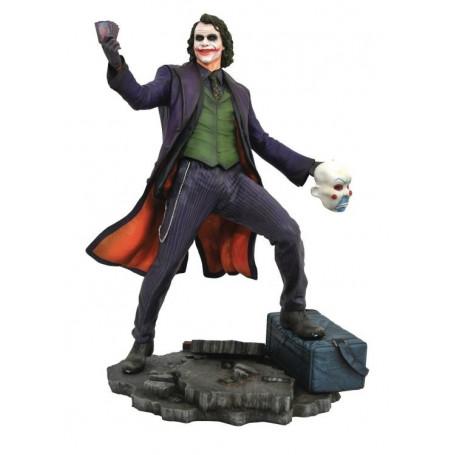 Diamond Select DC Gallery - Figurine PVC - The Joker- The Dark Knight - 23cm