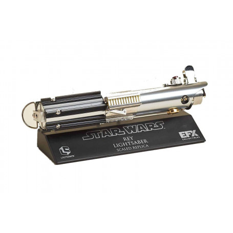 EFX Star Wars réplique sabre laser de Rey LC Exclusive 13 cm