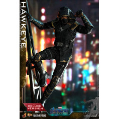 Hot Toys Avengers: Endgame - Movie Masterpiece 1/6 Ronin Hawkeye Deluxe Version- 30cm