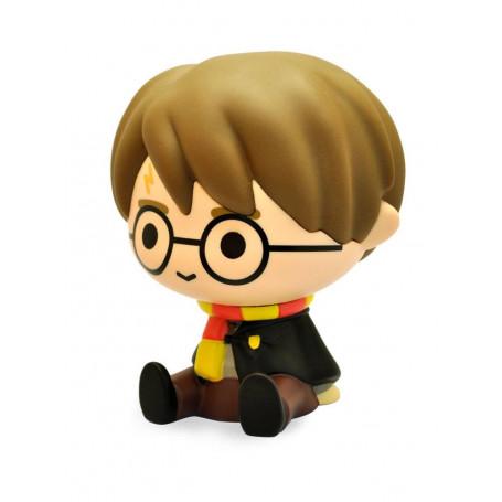 Plastoy Tirelire - Harry Potter Chibi PVC - Harry Potter 15 cm