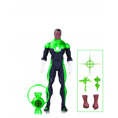 DC Collectibles - DC Icons - figurine GREEN LANTERN JOHN STEWART