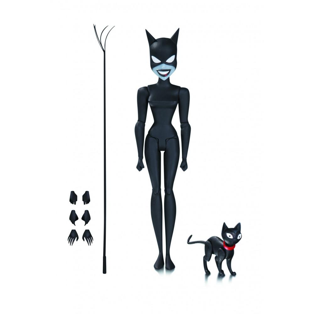 Details About Dc Collectibles Batman Animated Serie Nba Figurine Catwoman Show Original Title