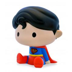 Plastoy Tirelire - Chibi PVC - Superman - 17 cm