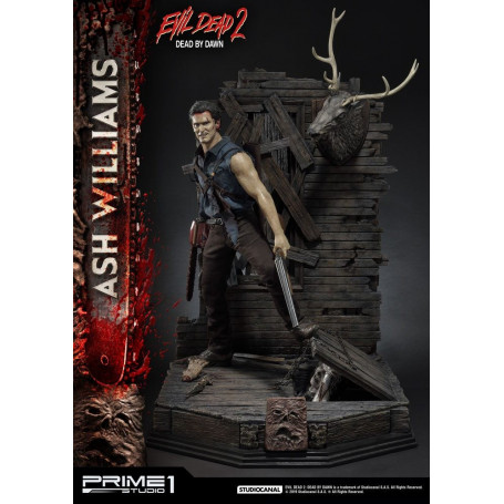Prime 1 Studio - Evil Dead II - 1/3 Ash Williams - 96 cm