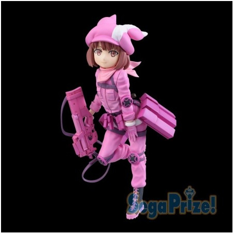 Sega - Sword Art Online - Alternative Gun Gale Online - Llenn PM Figure - 19cm