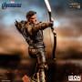 Iron Studios Marvel - Avengers Endgame - Hawkeye - BDS Art Scale 1/10