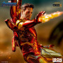 Iron Studios Marvel - Avengers Endgame - Iron Man Mark 85 Deluxe Version - LXXXV - 29 cm - BDS Art Scale 1/10
