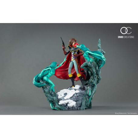 Oniri Creations - Albator, Corsaire de l'Espace Statue