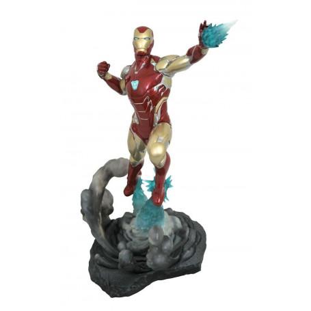 Diamond Marvel Gallery - Avengers : Endgame - Iron Man MK85 - 23 cm