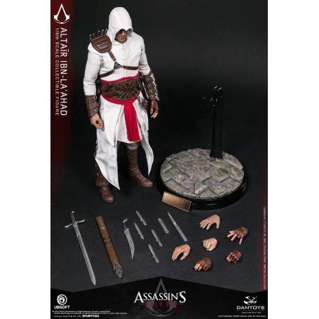 Damtoys - Assassin's Creed - Altaïr The Mentor - 1/6 Collectible - 31cm