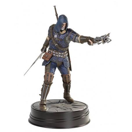 Dark Horse Witcher 3 Wild Hunt statue PVC Geralt Grandmaster Feline