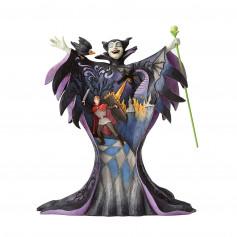 Enesco - Disney Traditions - La belle au bois dormant - Malefique - Malevolent Madness - 19cm