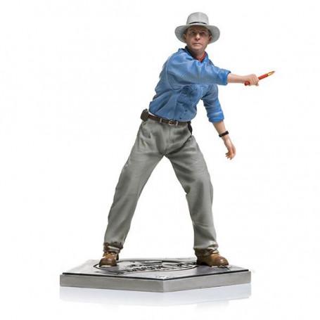 Iron Studios - Jurassic Park Statuette 1/10 BDS Art Scale - Alan Grant - 19 cm