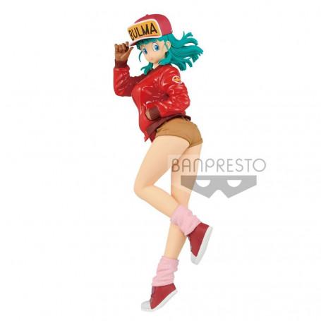 Banpresto Dragon Ball Bulma Glitter & Glamour V.2