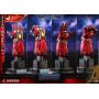 Hot Toys Avengers Endgame réplique 1/4 Nano Gauntlet Mocie Promo Edition - 19cm