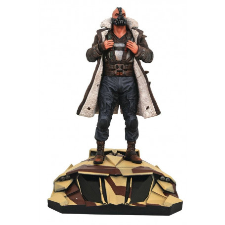 Diamond Select DC Gallery - Figurine PVC - Bane - The Dark Knight - 23cm