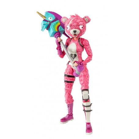 Mcfarlane - Fortnite - figurine Cuddle Team Leader - 18 cm