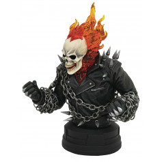 Diamond Select Toys/Gentle Giant - Marvel Comics Ghost Rider 1/6 Bust