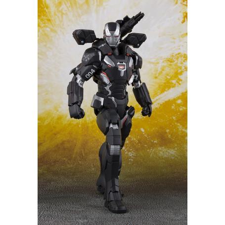 Bandai Marvel Infinity War SH Figuarts War Machine Mark 4 -